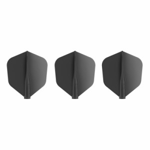 8 FLIGHT – BLACK – SHAPE – FLAT