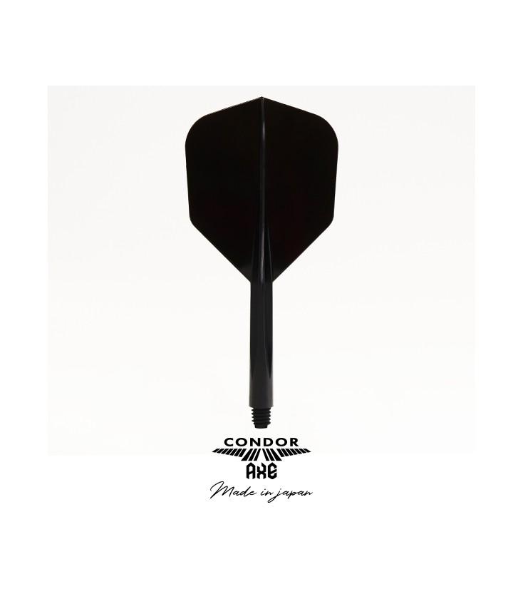 plumas-condor-axe-negra-shape-larga