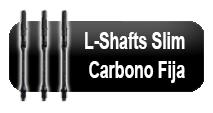 L-shafts Slim Carbono Fijas